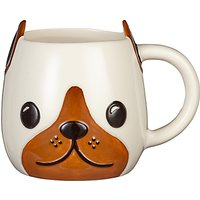 John Lewis 3D Dog Mug