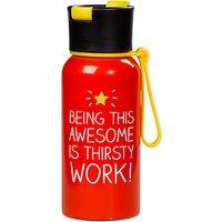 Happy Jackson Awesome Thirsty Work Bottle