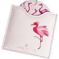 Sara Miller Flamingo Compact Mirror