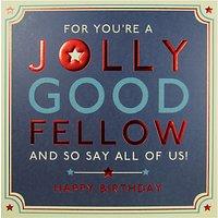 Hotchpotch Good Fellow Greeting Card