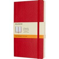 Moleskine Large Hardcover Ruled Notebook