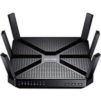 TP-LINK AC3200 Wireless Tri-Band Gigabit Router, Archer C3200
