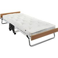 JAY-BE Folding Bed with Natural Pocket Sprung Mattress, Single