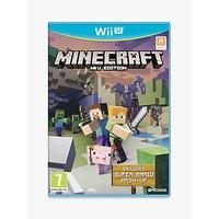 Minecraft, Nintendo Wii U