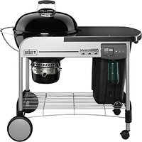 Weber® Performer® Deluxe Charcoal BBQ, Black