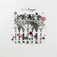 Paperlink Youre Engaged Greeting Card