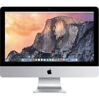 Apple iMac Refurbished with Retina display All-in-One Desktop Computer (2014), Intel Core i5, 8GB RAM, 1TB, AMD Radeon R9, 27, Silver