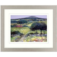 Debbie Neill - At The End Of The Road Framed Print, 57 x 47cm