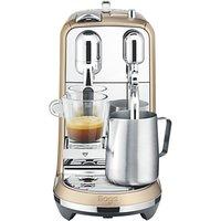 Nespresso Creatista Coffee Machine by Sage