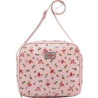 Cath Kids Children's Ballerina Rose Print Lunch Bag, Blue