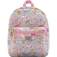 Cath Kidston Childrens Safari Animal Print Rucksack, Pastel
