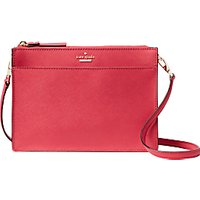 kate spade new york Cameron Street Clarise Leather Across Body Bag