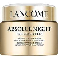 Lancme Absolue Night Precious Cells Recovery Night Cream, 50ml