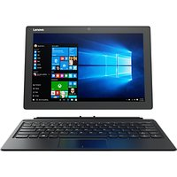 Lenovo Miix 510 Tablet with Detachable Keyboard and Active Pen, Intel Core i5, 8GB RAM, 256GB SSD, 12.2 Touch Screen, Wi-Fi, Silver
