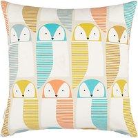 Scion Barney Owl Cushion, Multi