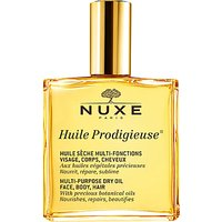 NUXE Dry Oil Huile Prodigieuse Spray Bottle, 100ml