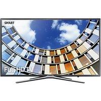 Samsung UE43M5500 LED Full HD 1080p Smart TV, 43 with Freeview HD, Dark Grey