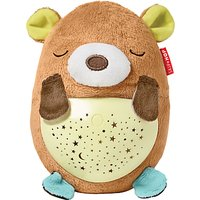 Skip Hop Moonlight & Melodies Hug Me Projection Soother Bear Nightlight