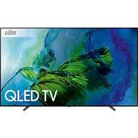 Samsung QE65Q9F QLED HDR 2000 4K Ultra HD Smart TV, 65 with Freeview HD/Freesat HD & 360 Design, UHD Premium