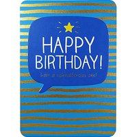 Pigment Splendiferous Birthday Card