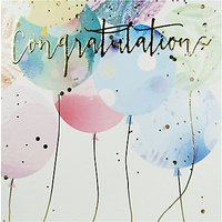 Mint Congratulations Greeting Card
