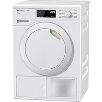 Miele TCE620WP Heat Pump Freestanding Tumble Dryer, 8kg Load, A+++ Energy Rating, White