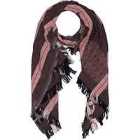 French Connection Dona Jacquard Scarf, Monochrome