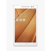 ASUS Z380M ZenPad 8.0 Tablet, Android, Wi-Fi, 16GB, 8