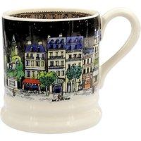 Emma Bridgewater Cities Of Dreams Paris Half Pint Mug, Multi, 284ml