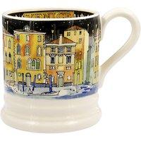 Emma Bridgewater Cities Of Dreams Venice Half Pint Mug, Multi, 284ml