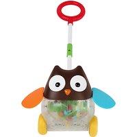 Skip Hop Rolling Owl Activity Toy