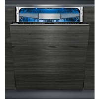 Siemens SN678D06TG Integrated Dishwasher with Home Connect