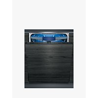 Siemens SN658D00MG Integrated Dishwasher, Stainless Steel