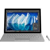 Microsoft Surface Book, Intel Core i7, 16GB RAM, 512GB, 13.5 PixelSense Display, Silver