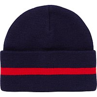 Berkhampstead School Hat, Navy/Red