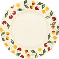 Emma Bridgewater Summer Cherries Dinner Plate, Multi, Dia.28cm