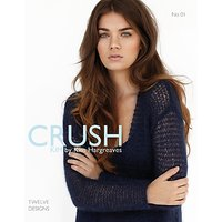 Rowan Crush Kim By Kim Hargreaves Knitting Pattern Book