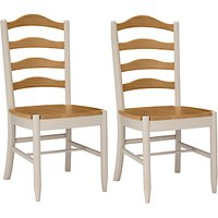 John Lewis Audley Dining Chairs, Set of 2