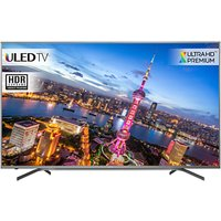 Hisense H70NU9700 ULED HDR 4K Ultra HD Premium Smart TV, 70 with Freeview HD, Grey