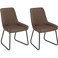 John Lewis Brooks Side Dining Chairs, Set of 2