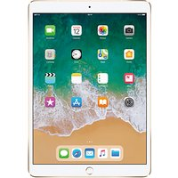 2017 Apple iPad Pro 10.5, A10X Fusion, iOS10, Wi-Fi & Cellular, 256GB
