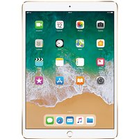 2017 Apple iPad Pro 10.5, A10X Fusion, iOS10, Wi-Fi & Cellular, 64GB