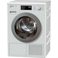 Miele TCF620WP Heat Pump Freestanding Tumble Dryer, 8kg Load, A+++ Energy Rating, White