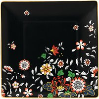 Wedgwood Wonderlust Oriental Jewel Tray, Black/Multi, 14.5cm