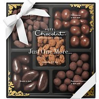 Hotel Chocolat Just One More Chocolate Nibbles Collection, 430g