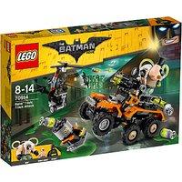 LEGO The LEGO Batman Movie 70914 Bane Toxic Truck Attack