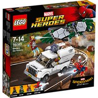 Lego Super Heroes 76083 Beware The Vulture