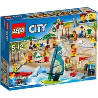 Lego City 60153 Fun At The Beach People Pack