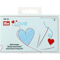 Prym Love Assorted Needles and Threader