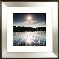 Mike Shepherd - Blue Skies Framed Print, 51 x 51cm